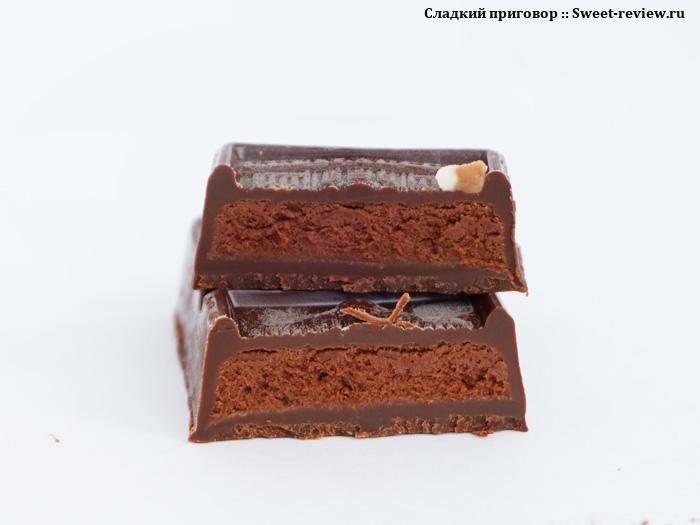"""Шоколадные батончики """"Бабаевские"""" (""""Бабаевский концерн"""", Москва)"""