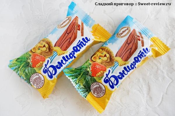 """Десерт """"Бонифати""""  (фабрика """"Акконд"""", Чебоксары)"""
