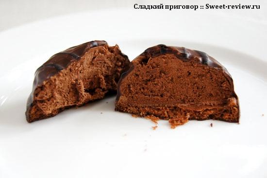 "Десерт ""Бонжур Трюфель"" (фабрика ""Конти"", Донецк)"