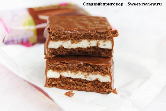 """Десерт """"Deja Vu"""" (фабрика """"Акконд"""", Чебоксары)"""