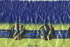 """Фантик конфеты """"333"""" (фабрика """"АтАг"""", Вологодская область)"""