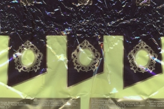 "Фантик конфеты ""Аристократка"" (фабрика ""АтАг"", Вологодская область)"