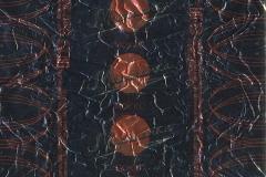 """Фантик конфеты """"Марсианка"""" (фабрика """"Сладкий орешек"""", Московская область)"""