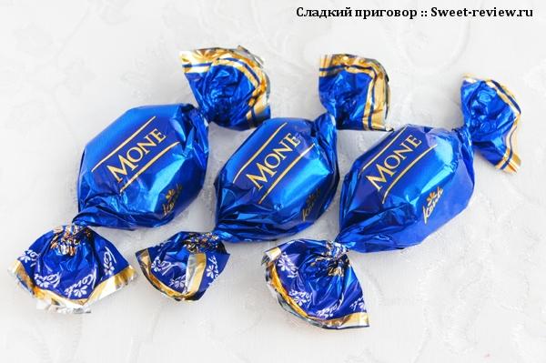 """Конфеты """"Моне"""" (фабрика """"Конти"""", Курск)"""