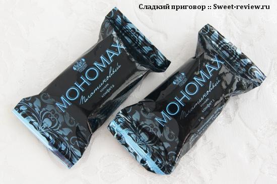 """Конфеты """"Мономах"""" (Пермская фабрика, Пермь)"""