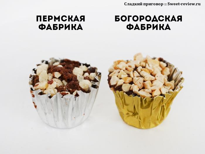 """Сладкая битва: Конфеты """"Русские традиции"""" и """"Богородский сувенир"""""""