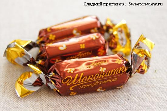 """Конфеты """"Шоконатка"""" (фабрика """"Акконд"""", Чебоксары)"""