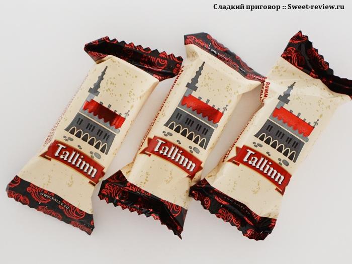 "Конфеты ""Таллинн"" / Tallinn (фабрика Kalev, Эстония)"