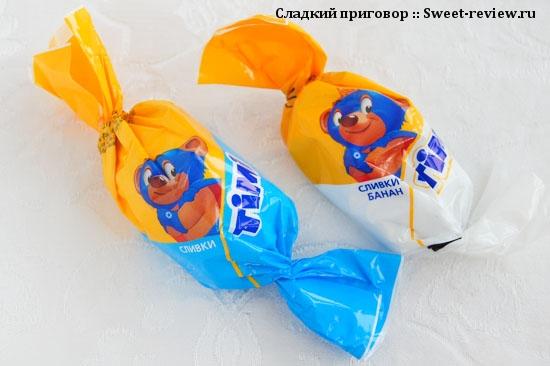 "Конфеты ""Тими"" (фабрика ""Конти"", Курск)"