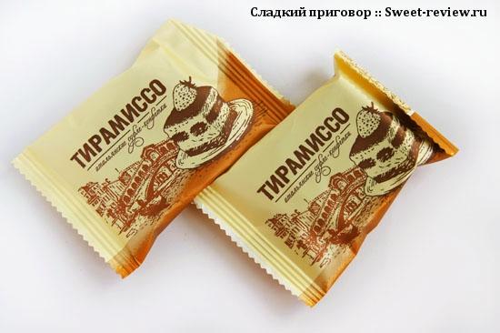 "Конфеты ""Тирамиссо"" (фабрика ""Сладуница"", Омск)"