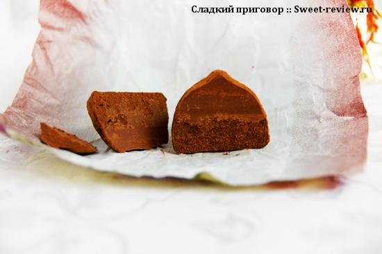 """Конфеты """"Трюфели"""" (Пензенская фабрика, Пенза)"""
