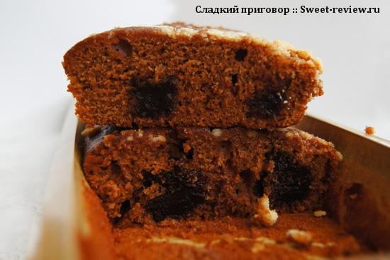 Немецкий шоколадный пирог Kuchen Baker House (Раменский комбинат, Московская область)