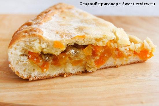 рецепт теста для пирогов как в бахетле