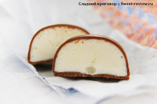 конфеты типа суфле рецептура