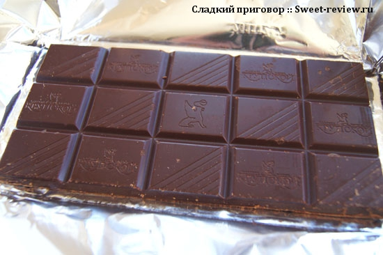 """Шоколад """"Особый"""" (фабрика имени Крупской, Санкт-Петербург)"""