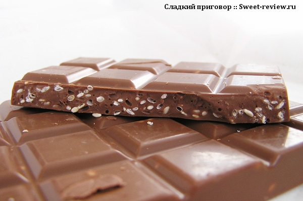 "Шоколад ""Остров Сахалин"" (фабрика ""Приморский кондитер"", Владивосток)"