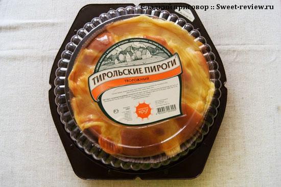 """Тирольские пироги (фабрика """"Круг"""", Москва)"""