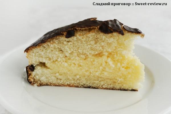 """Торт """"Чародейка"""" (КБК """"Черёмушки"""", Москва)"""