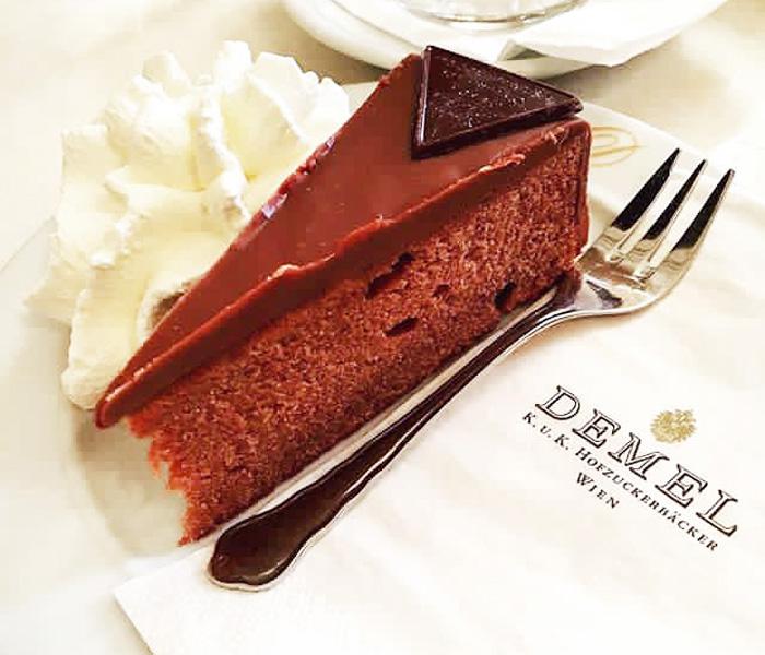 """Австрийский торт """"Захер"""""""