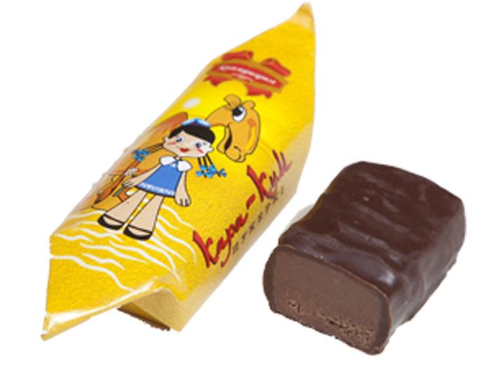 "ГОСТ советских конфет. ""Кара-Кум"""