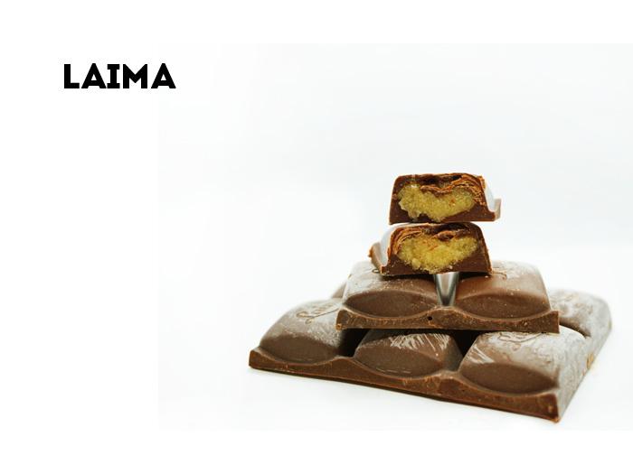 Сладкая битва. Шоколад с марципаном Laima и Ritter Sport