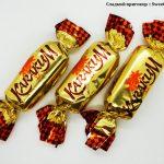 "Конфеты ""Ананас"" / Ananass (фабрика Kalev, Эстония)"