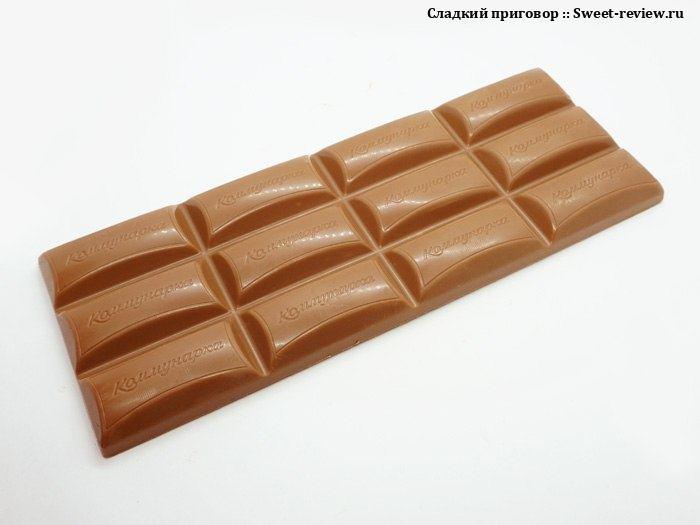 """Шоколад Dolce Mia (фабрика """"Коммунарка"""", Беларусь)"""