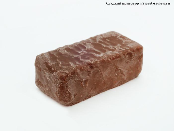 """Конфеты """"Грильяж ягодный"""" (фабрика """"Рахат"""", Казахстан)"""