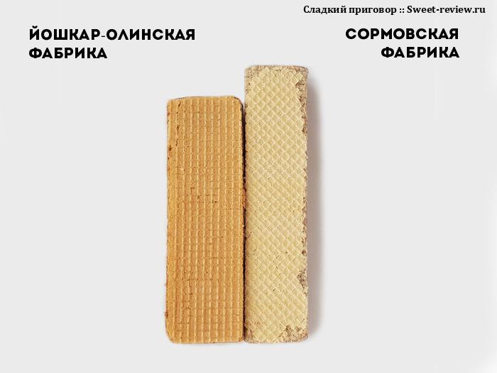 """Сладкая битва. Вафли """"Артековские"""" и """"Артек плюс"""""""